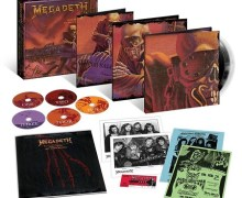 Enter to Win an Autographed Megadeth 25th Anniversary Peace Sells…but Who's Buying Box Set
