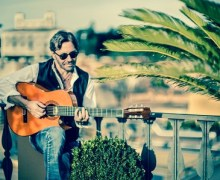 VIDEO: Al Di Meola Performs @ Live Music Hall Cologne, Germany