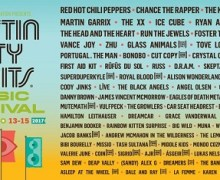 Red Hot Chili Peppers, The Killers, Gorillaz, Foster the People, Ice Cube @ Austin City Limits Music Festival