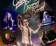 """GRAHAM BONNET BAND ANNOUNCES LIVE ALBUM & DVD/Blu-Ray, """"LIVE…HERE COMES THE NIGHT"""""""