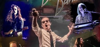 "GRAHAM BONNET BAND ANNOUNCES LIVE ALBUM & DVD/Blu-Ray, ""LIVE…HERE COMES THE NIGHT"""