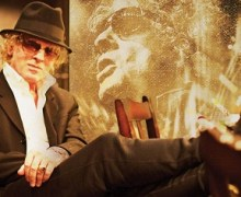 Ex-Mott the Hoople's Ian Hunter Releases New Solo Track, 'Ghost' + 2017 Tour Dates, Listen!