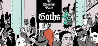 The Mountian Goats Announce 2017 UK/European Tour Dates