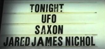 UFO & Saxon Schedule More 2017 North American Tour Dates – USA/Canada Tour