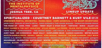 Spiritualized, Courtney Barnett + Kurt Vile to Headline 2017 Desert Daze + Lineup