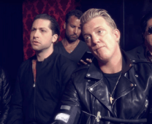 Queens of the Stone Age New Album, 'Villains', Artwork Revealed, Out August 25th