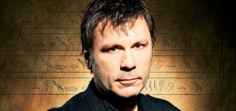 Iron Maiden Vocalist Bruce Dickinson to Publish Autobiography 'What Does This Button Do?'