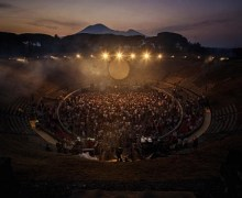 """David Gilmour:  First Official Trailer for """"Live at Pompeii"""" Released"""