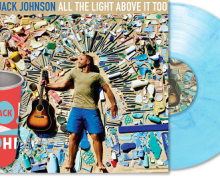 Jack Johnson Announces New Album, 'All The Light Above It Too' + New Single, New Tour Dates, Listen!