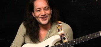 "Jake E. Lee: ""We're trying to stir things up a little bit"""