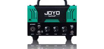 NAMM 2017: JOYO AtomiC Bantamp Guitar Amp Head 20w Pre Amp Tube Hybrid