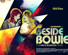 First Official Trailer for 'Beside Bowie: The Mick Ronson Story' Released