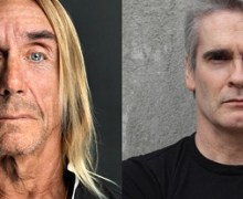 Henry Rollins to fill in on Iggy Pop's BBC Radio 6 Show