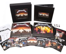Metallica's James Hetfield Unboxes 'Master of Puppets' Remastered Deluxe Box Set – Details Revealed