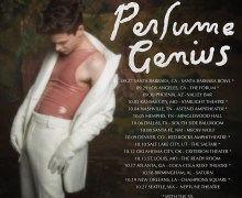 Perfume Genius 2017 North American Tour Dates
