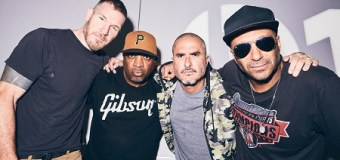 Prophets of Rage to Co-host w/ Zane Lowe on Beats 1 – Labor Day, Listen
