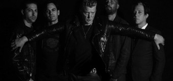 "New Song by Queens of the Stone Age, ""The Evil Has Landed"""