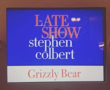 Watch Grizzly Bear Perform on 'The Late Show with Stephen Colbert'