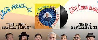 """Steve Martin Releases New Track """"Santa Fe"""" – Listen!"""