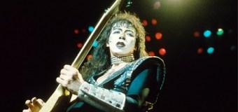 Ex-KISS Guitarist Vinnie Vincent Announced for 2018 Atlanta Kiss Expo