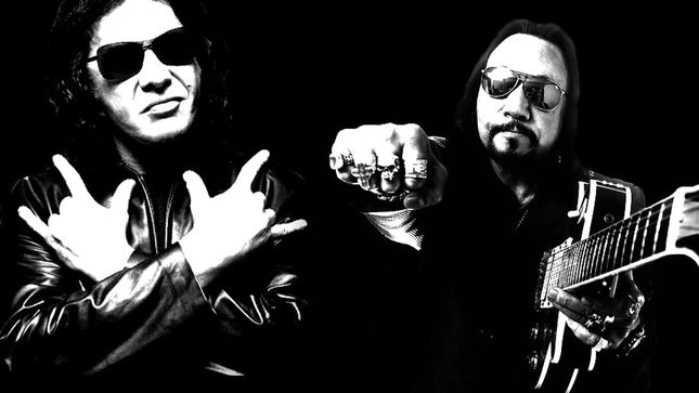 Watch Ace Frehley and Gene Simmons Perform @ The Children Matter Benefit Concert