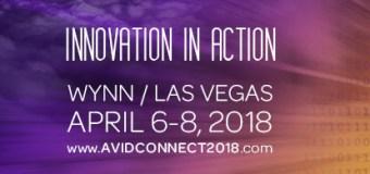 Avid Connect 2018 in Las Vegas, Wynn, Register, Directions