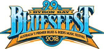 Robert Plant to Headline Byron Bay's 2018 Bluesfest w/ Morcheeba, First Aid Kit