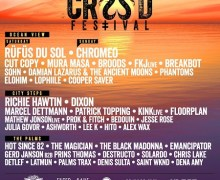 CRSSD Festival 9/30 + 10/1, Chromeo, Richie Hawtin Tickets, San Diego