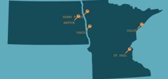 Damien Jurado's Next Stop:  Minnesota, North Dakota Tickets Available