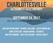 Dave Matthews Band to Host 'A Concert for Charlottesville' w/ Cage the Elephant