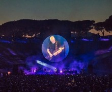 "David Gilmour:  Watch Full Performance of ""One Of These Days"" from 'Live At Pompeii'"