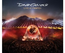 David Gilmour Live at Pompeii 2xCD, BLU-RAY, 2xDVD, BLU-RAY + CD DELUXE EDITION BOXSET, 4xLP BOXSET