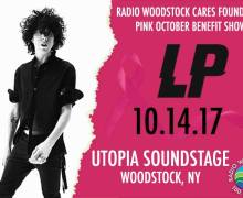 LP Announces Radio Woodstock Benefit Show