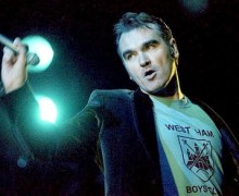 Morrissey 2017 Tour Dates