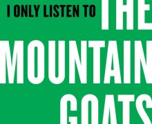 Epidsode 2 from 'I Only Listen to the Mountain Goats' Podcast Now Available