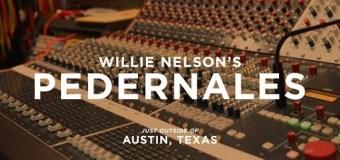 Neve 5088 @ Willie Nelson's Pedernales Recording Studio w/ Steve Chadie
