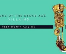 "Song of the Week:  ""Feet Don't Fail Me Now"" by Queens of the Stone Age, Listen!"