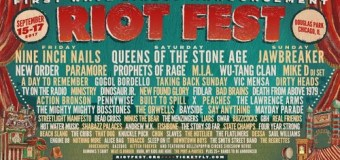 Riot Fest 2017 in Chicago – Tickets, Map, Parking, Info, Schedule, Directions