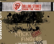 The Rolling Stones Release 'Live At The Fonda Theater 2015' CD, DVD, VINYL