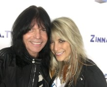 Rudy Sarzo Interview on The Road Taken w/ Vicki Abelson