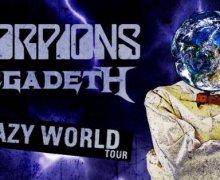 Scorpions w/ Megadeth @ The Forum, Inglewood, CA – Win Tickets
