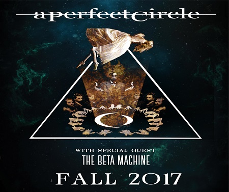 A Perfect Circle 2017 Tour Rehearsals Begin, Dates, Tickets