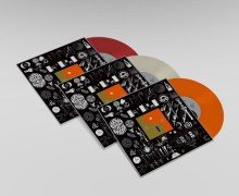 Bon Iver '22, A Million' Colored Vinyl, Limited Edition Announced