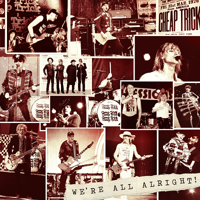 "Cheap Trick's ""Long Time Coming"" Tops Airplay Chart for 16 Weeks"