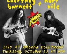 Courtney Barnett & Kurt Vile @ Amoeba Hollywood 10/12