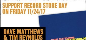 Dave Matthews Tim Reynolds 'Live at Luther College' Record Store Day, Black Friday