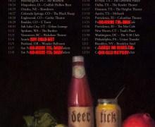 Deer Tick 2017 Tour Launch Notice, Dates, Tickets