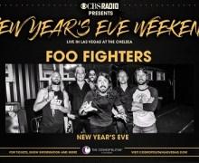 Foo Fighters Las Vegas New Year's 2017 @ Chelsea – Cosmopolitan, Tickets, VIP