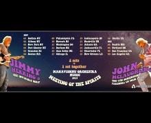 John McLaughlin to Launch Final U.S. Tour w/ Jimmy Herring 2017, NY, CA