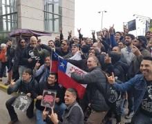 King Diamond En Chile 2017, Videos